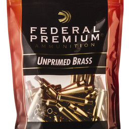 Federal Premium Federal Premium Unprimed Brass 6.5 Creedmoor (50-Count)