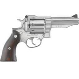 """Ruger Redhawk .357 Mag. 4.2""""Barrel w/ Adjustable Sight and Hardwood Grips 8 shot"""