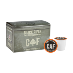 Black Rifle Coffee Company Black Rifle Coffee Rounds 12 Pods