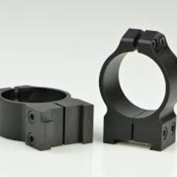 Warne Scope Mounts Warne Maxima 30mm Medium (Fits CZ 550)