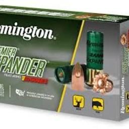 """Remington Remington Premier Expander Featuring Barnes 12 Gauge 2 3/4"""" 438 Grain"""