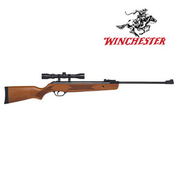 Winchester .177 Break Action Air Rifle w/ Scope 1250 fps