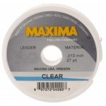 Maxima 30 lbs Clear Fishing Line