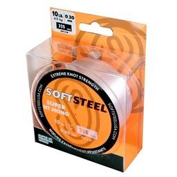 Soft Steel Soft Steel Super HT Premium Mono Fishing Line 8lb 0.24mm