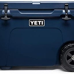 YETI YETI Tundra Navy Haul Cooler w/ Wheels
