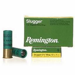 """Remington Remington Slugger Rifled Slugs 12 Gauge 2 3/4"""" Mag.1 oz (5 Rounds)"""