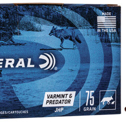 American Eagle American Eagle Varmint and Predator .243 Win Jacketed Hollow Point 75 Grain
