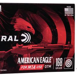 American Eagle American Eagle Rifle 7.62x51 Nato Open Tip Match 168 Grain
