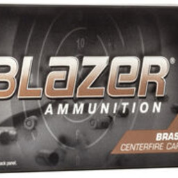 CCI Blazer Brass 9mm Luger Full Metal Jacket
