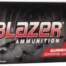 Blazer Blazer Aluminum 9mm Luger Full Metal Jacket