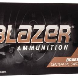 Blazer Blazer Brass .38 Special Full Metal Jacket 125 Grain
