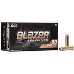 Blazer Brass .357 Magnum Jacketed Hollow Point 158 Grain