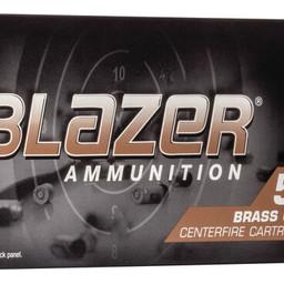 Blazer Blazer Brass .40 S&W Full Metal Jacket 180 Grain