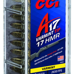 CCI CCI 17 HMR Varmint A17 Optimized 17 Grain