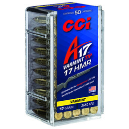 CCI CCI 17 HMR Varmint - A17 Optimized 17 Grain