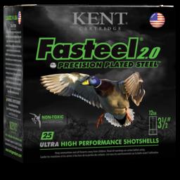 """Kent Kent Fasteel 2.0 12 Gauge 3 1/2"""" Shot #BBB"""
