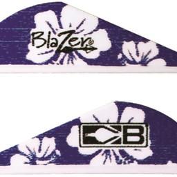 "Bohning Blazer 2"" Blue Hawaiian Vane 36-Count"