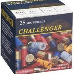 """Challenger Challenger Game Load .410 Gauge, 2 1/2"""" 1/2 oz"""