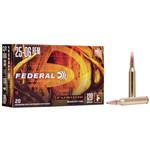 Federal Fusion .25-06 Rem.  Fusion Soft Point (20-Rounds) 120 Grain