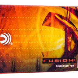 Federal Federal Fusion .270 Win Short Magnum Fusion Soft Point (20-Rounds) 150 Grain