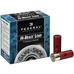 """Federal Game Load Hi-Brass 12 Gauge 2 3/4"""" (25-Rounds)"""