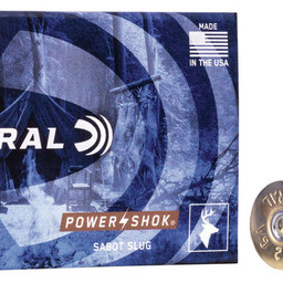 "Federal Federal Power-Shok 12 Gauge 2 3/4"" 1oz. Sabot Slug"