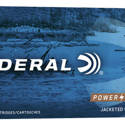 Federal Federal Power-Shok  .270 Win Soft Point (20 Rounds)