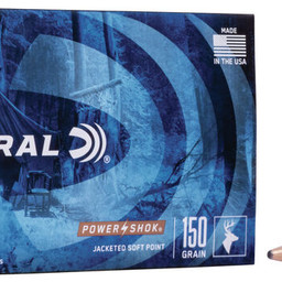 Federal Federal Power-Shok .30-06 Springfield  Soft Point (20 Rounds)