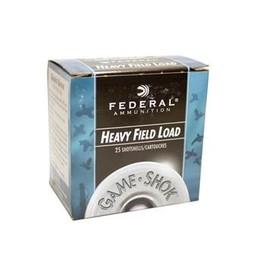 "Federal Federal Game-Shok Heavy Field Load 20 Gauge 2 3/4"" Shot #7.5"