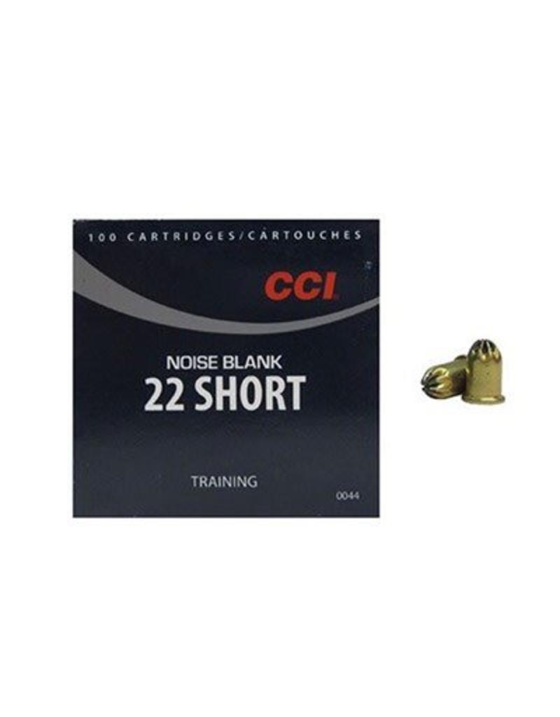 CCI CCI 22 Short Noise Blank Training (100 Rounds)
