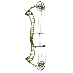 PSE Evo Nock-On Nation Gore Optifade Camo Limbs OD Green Riser Right Hand 29-70