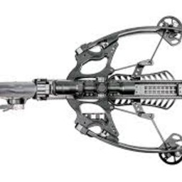 FeraDyne FeraDyne Axe Crossbow w/ 3 Bolts