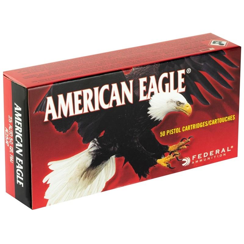 American Eagle American Eagle 25 Auto 50 Grain (50 Rounds)