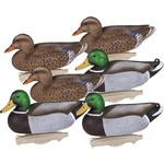Flambeau Outdoors Storm Front 2 UVision Classic Floater Mallard (6-Pack)