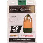Powerbelt .50 Cal. Copper Muzzleloading Bullet 245 Grain (15-Pack)