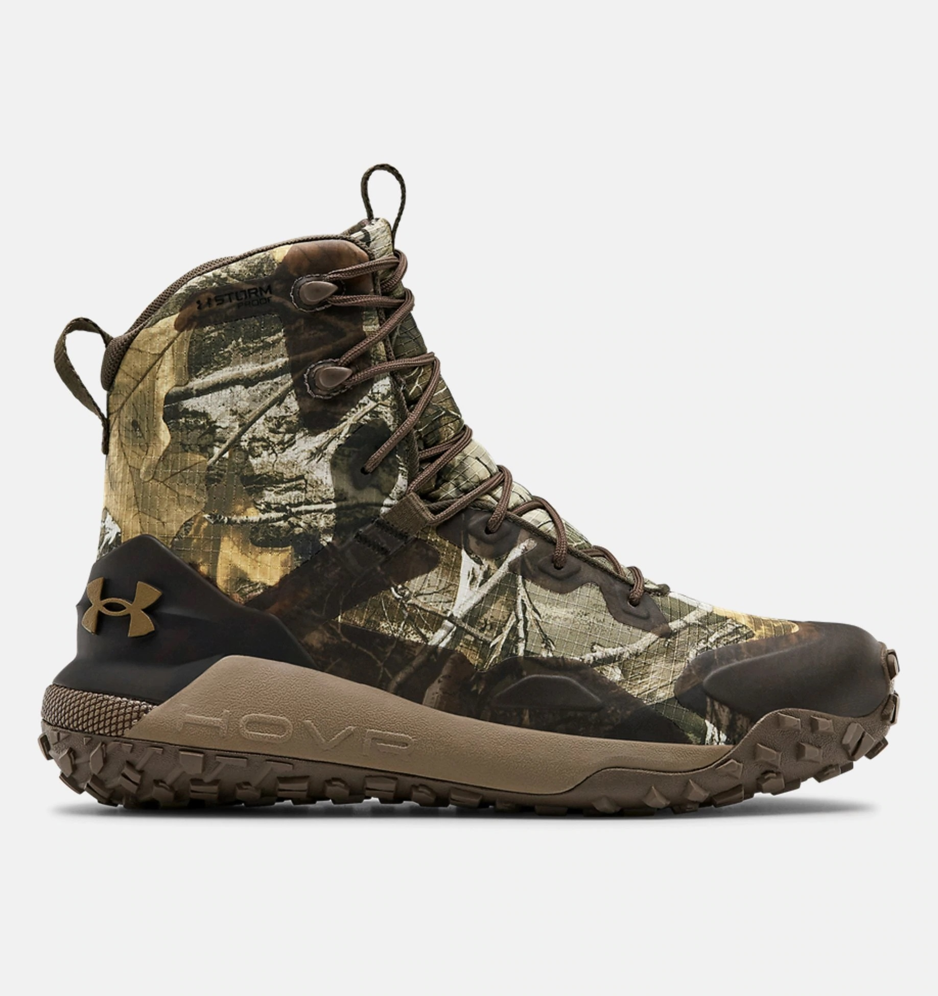 innovación Interior Paine Gillic  Under Armour Unisex UA HOVR Dawn WP 400G Boots - Triggers and Bows