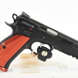 UHG-7001 USED CZ 75 SP-01 Shadow 9mm Canadian Edition 3 Magazines