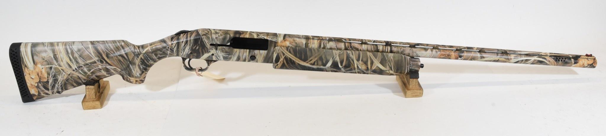 "UG-14286 USED Mossberg 930 12 Gauge  3"" Chamber Semi-Auto Shotgun Max 4 Camo 3 chokes"