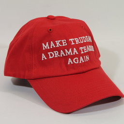 "Mister Delivery Sportswear ""Make Trudeau A Drama Teacher Again"" Cap"