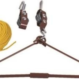 """Altan Gambrel & Hoist Kit- XL 24"""" 500lbs"""