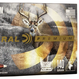 Federal Premium Federal Premium Vital-Shok  7mm-08 Rem Nosler Partition (20 Rounds) 140 Grain