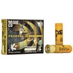 Federal Premium Vital-Shok 20 Gauge Trophy Copper Sabot Slugs  275 Grain (5 Rounds)