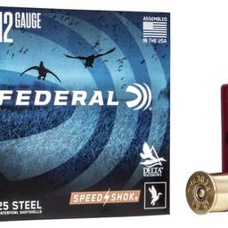"Federal Federal Speed-Shok 20 Gauge 2 3/4"" (25 Rounds)"