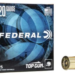 """Federal Federal Top Gun 20 Gauge 2 3/4"""""""