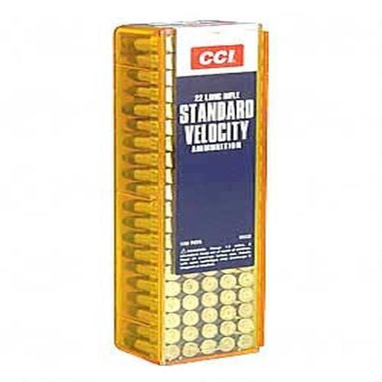CCI CCI Standard Velocity 22LR 40 Grain Lead Round Nose (100-Rounds)
