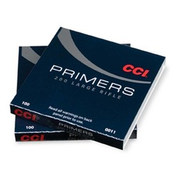 CCI CCI Large Rifle Primers No. 200 (1000-Count)