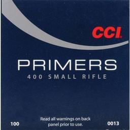 CCI CCI Small Rifle Primers No. 400 (1000 Count)