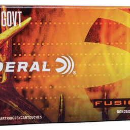 Federal Fusion Federal Fusion 45-70 Govt 300 Grain (20 Rounds)