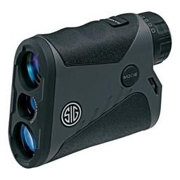 Sig Sauer Kilo1400BDX Laser Range Finder 6x20mm Digital Ballistic Graphite