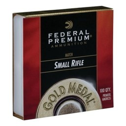 Federal Premium Federal Premium Small Rifle Match Primers (100 Count)